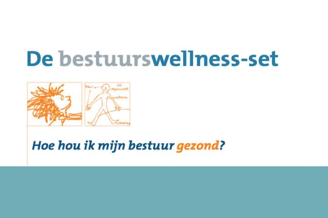 Bestuurswelness-set: Hoe hou ik mijn bestuur gezond?