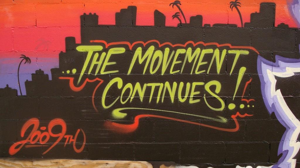 Internationaal bewegingswerk: leer uit het verleden