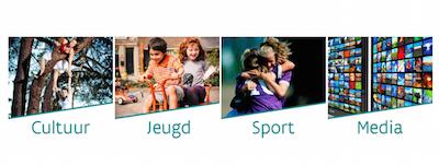 Fusie Departement Cultuur, Jeugd, Sport en Media