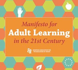 Manifest voor het leren van volwassenen in de 21e eeuw
