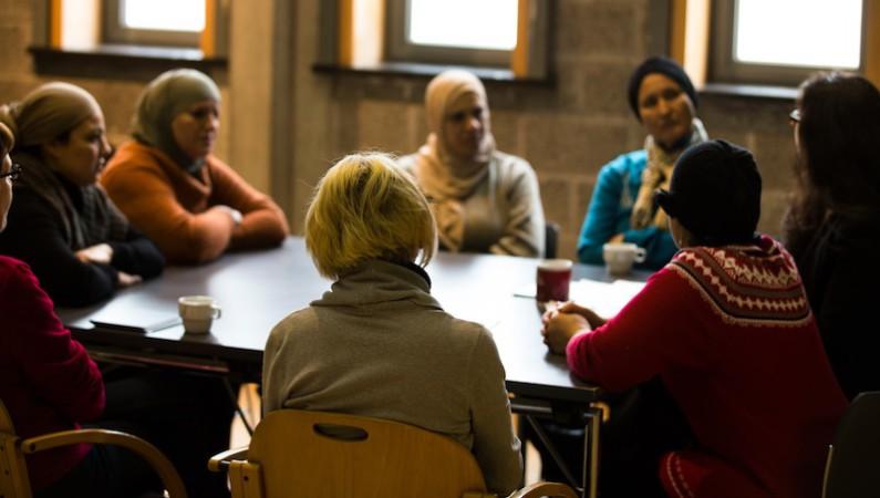 Werken aan interculturele competenties