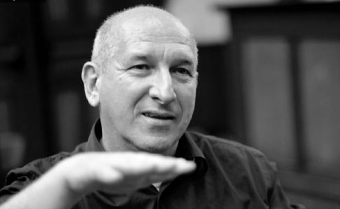 Michel Bauwens op Festival van de Gelijkheid
