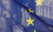 Foto: bob - The EU Flag and Castor and Pollux - Lic. Creative Commons