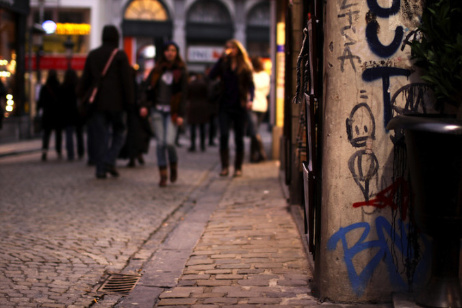 Selfcity BXL: Brusselse burgerinitiatieven in beeld
