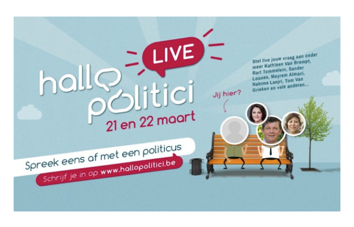 Hallo politici live