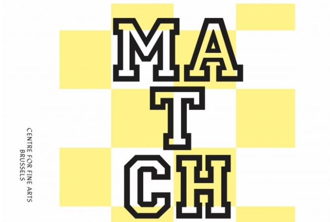Match: amateurkunsten nemen Bozar in