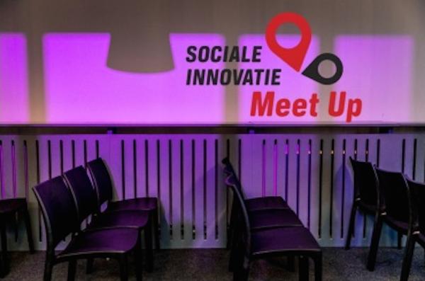 Innovatie Meet Up: wat leeft er in je stad?