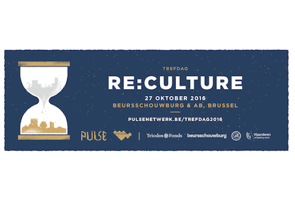 Pulse Trefdag 2016 'RE:CULTURE'