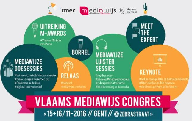 Vlaams Mediawijs Congres