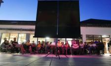 Cinemaximiliaan at asielcentrum Sainte Ode
