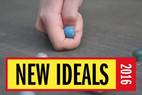New Ideals 2016: boordevol inspiratie