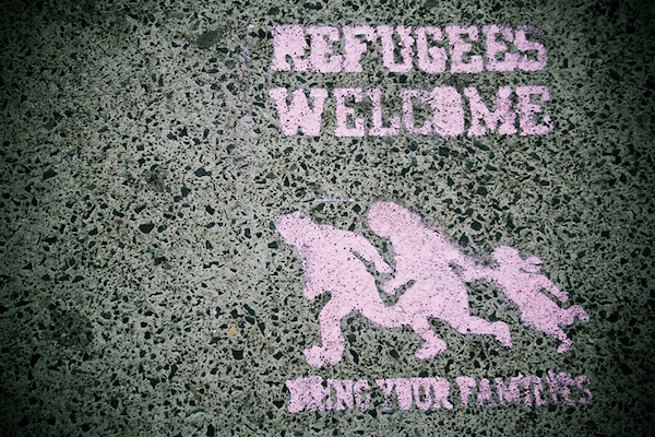 Kunst, Cultuur en Jeugdwerk met vluchtelingen