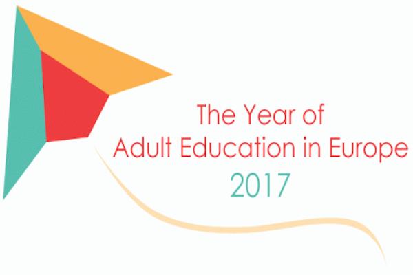 2017: jaar van volwasseneneducatie in Europa