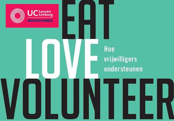 Eat Love Volunteer: hoe vrijwilligers ondersteunen