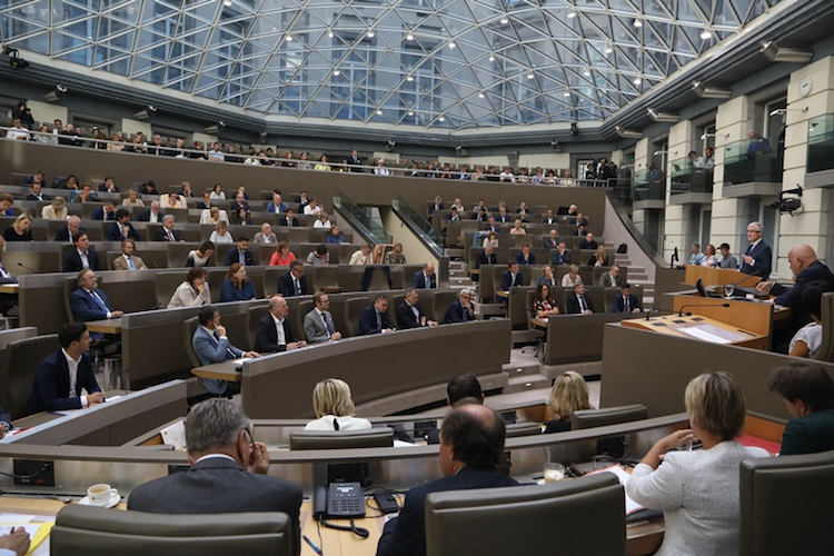 Foto: Vlaams Parlement - Flickr