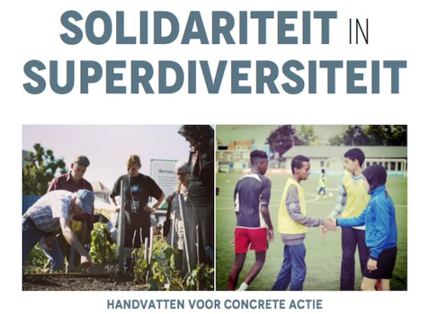 Boekvoorstelling 'Solidariteit in superdiversiteit'