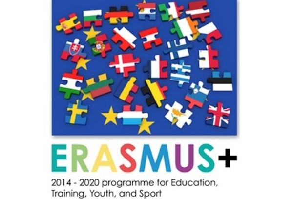 Doe mee met Erasmus+