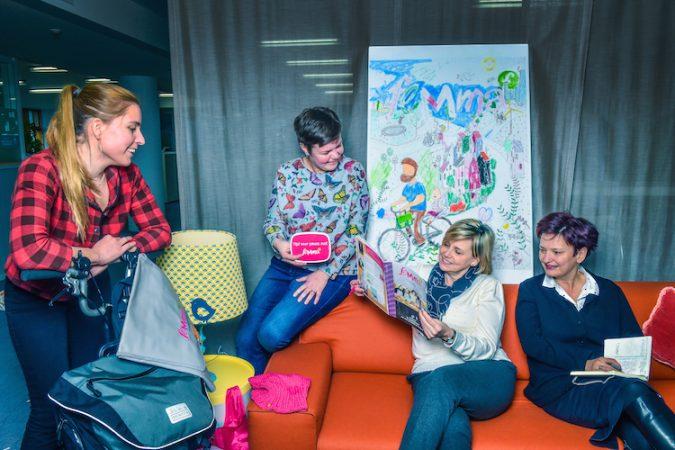 Femma wint Ultima Sociaal-Cultureel Volwassenenwerk 2017