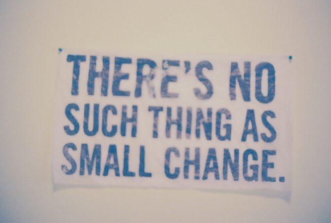 Welke verandering heb jij voor ogen?