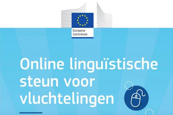 Gratis taalcursus voor vluchtelingen