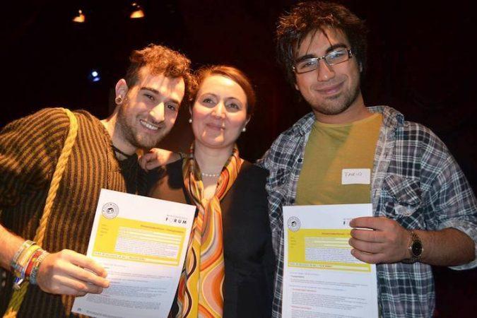 Stappenplan competenties deelnemers