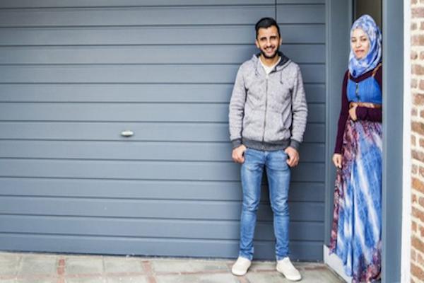 Erkende vluchtelingen en ORBIT zoeken nieuwe buren
