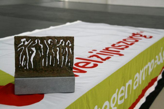 Sering wint Prijs Armoede Uitsluiten van Welzijnszorg