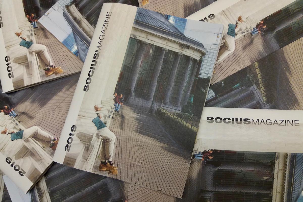 Socius magazine 2019
